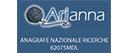 anagrafe nazionale delle ricerche