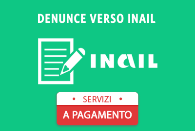 Denunce verso INAIL