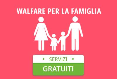 Welfare per la famiglia