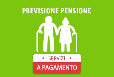 Previsione pensione