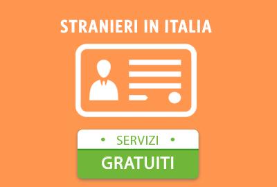 Servizi Stranieri in Italia | Richiedi Online | Patronato.com
